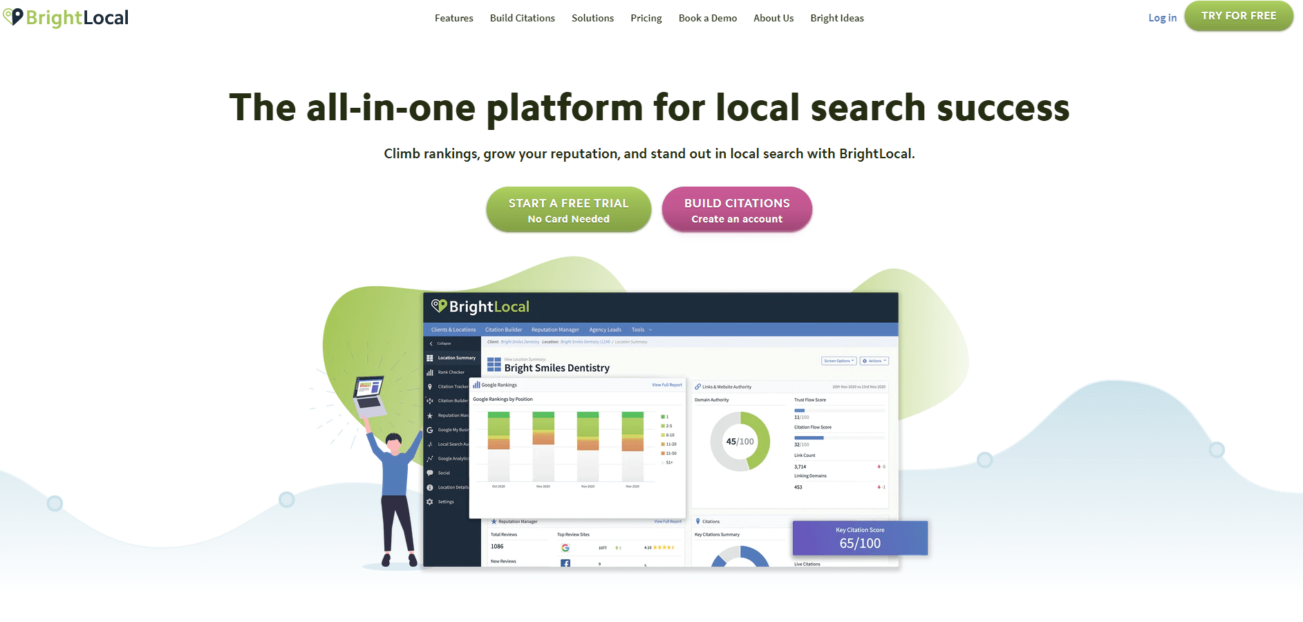 Best Local SEO Software